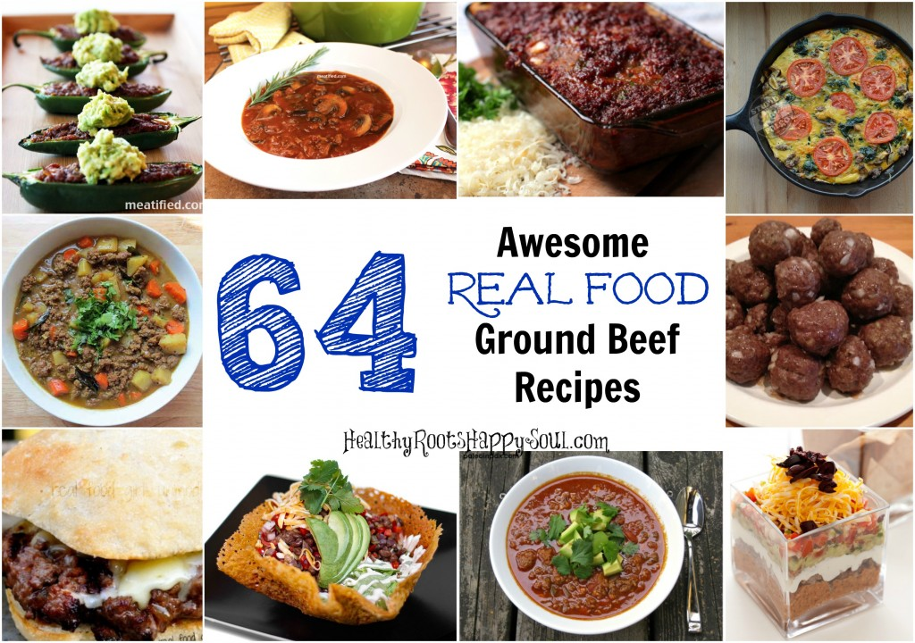 64 ground beef recipes