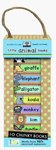 Books are great for kids souls! These fit perfect into a stocking!