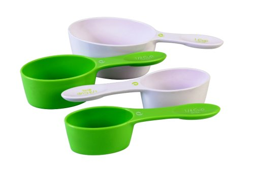 The coolest measuring cups in the whole world! (Would make great stocking stuffers)
