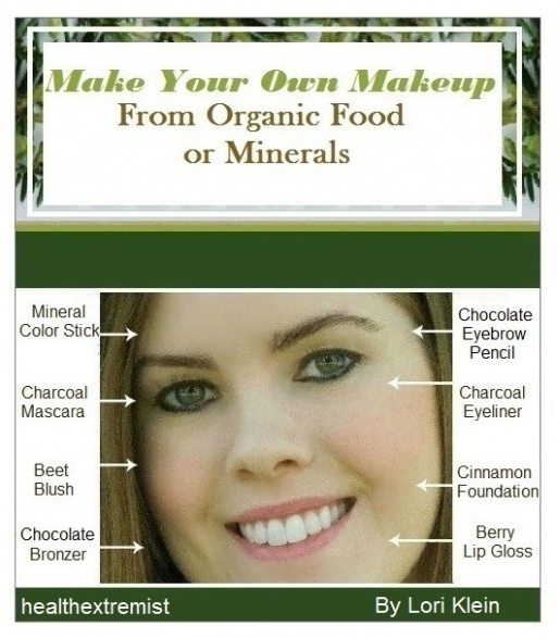 Make Your Own Makeup is an Amazing Source for Natural DIY Makeup!