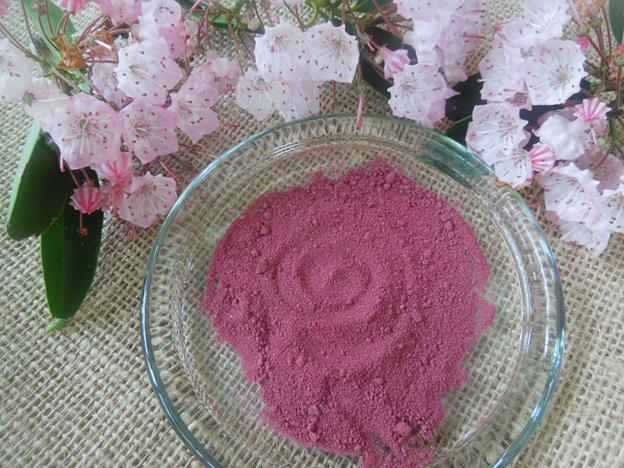 Make your own blush from beets!