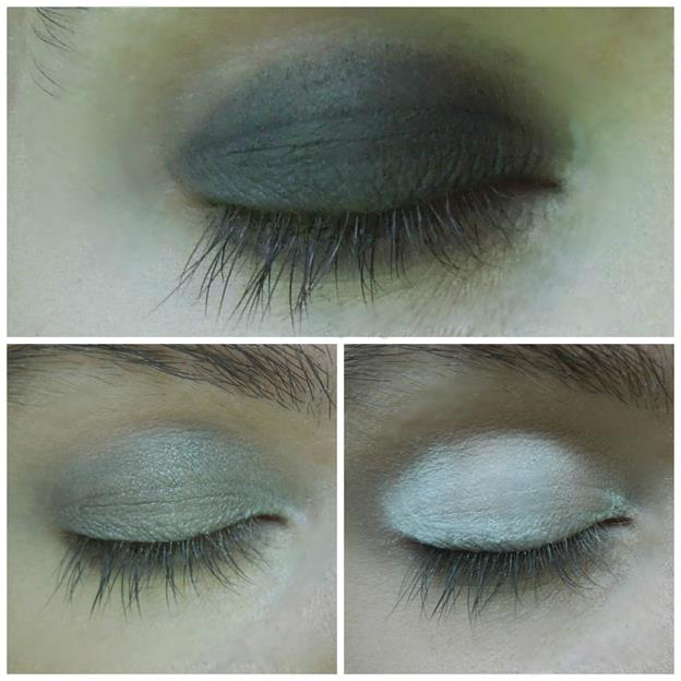 Make your own eye shadow!