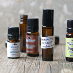 DIY Essential Oil Roll-On Blends + An Uplifting Perfume Blend