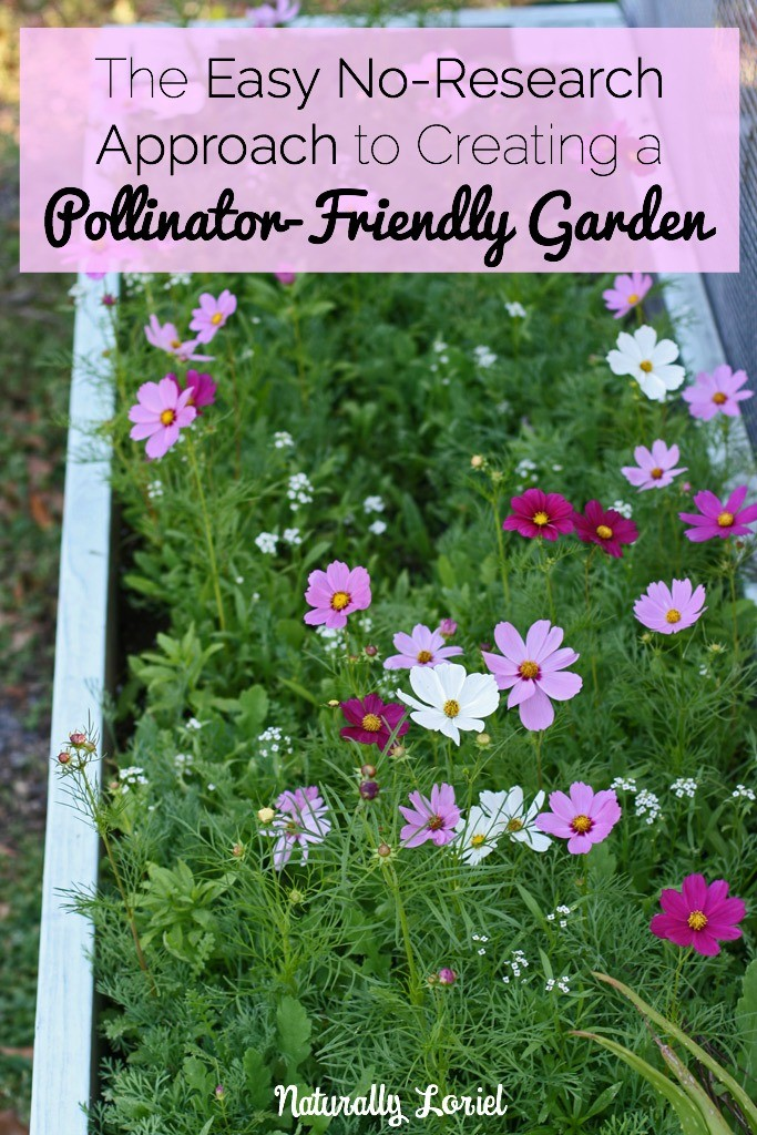 Dedicating a portion of your growing space to creating a pollinator-friendly garden is essential to the overall health of your plants and it also creates a thriving ecosystem.
