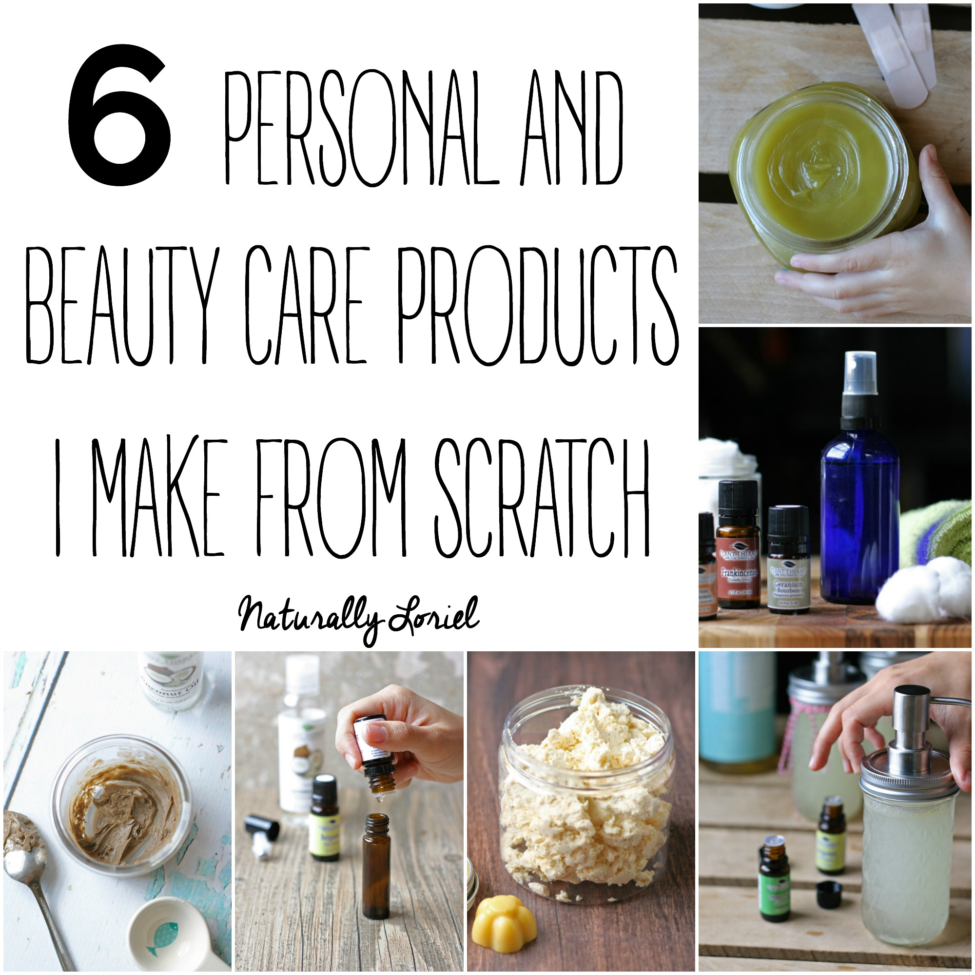 6 Tips For A Kitchen You Can Love For A Lifetime: Naturally Loriel / 6 Personal And Beauty Care Products I
