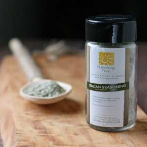Naturally Free Italian Seasoning