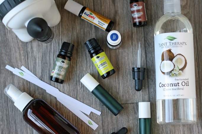 Essential oils can be powerful tools. However, I have found that in order to be successful with essential oil use, it is important to have a few simple supplies on hand at all times.