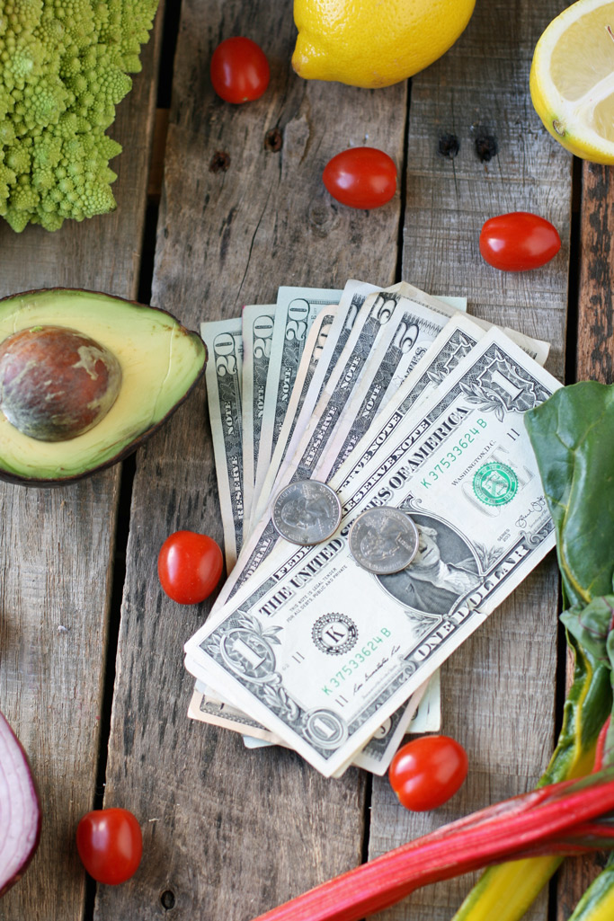 Careful planning, dedication, & will is how I've been feeding my family REAL food on $87.50/week. Here are 3 tight budget tips I have learned along the way.