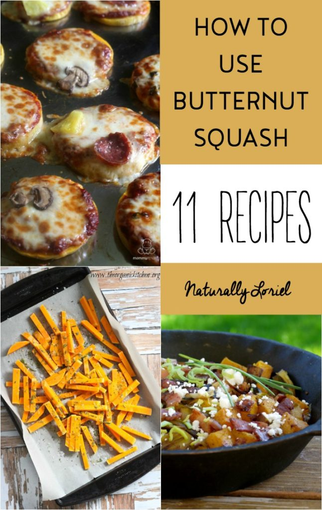 Here's how to use butternut squash - 11 recipes