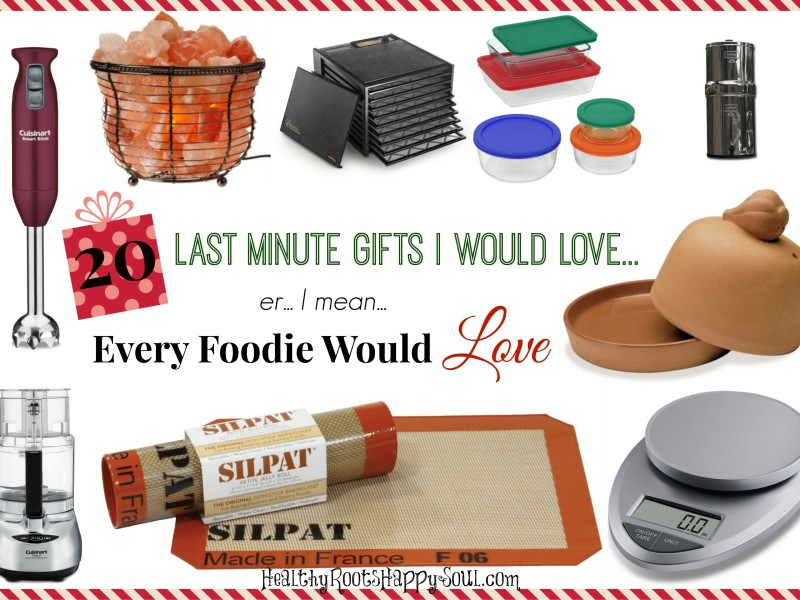 20 last minute gifts