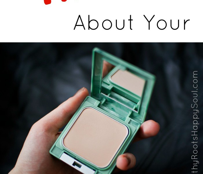 the truth about your green beauty products