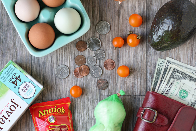 I've been working hard trying to exercise all my options on saving money with food. Here are 8 ways I personally save money on organic and natural foods I love.